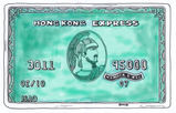 Hong Kong Express Card