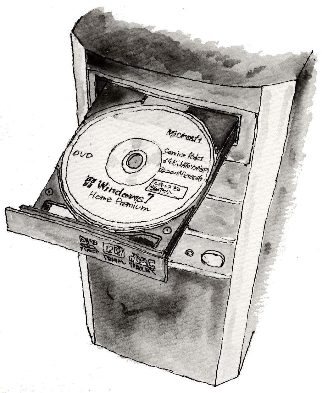 DVD Windows 7
