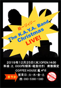 The K.A.Y.A. Band Live DM