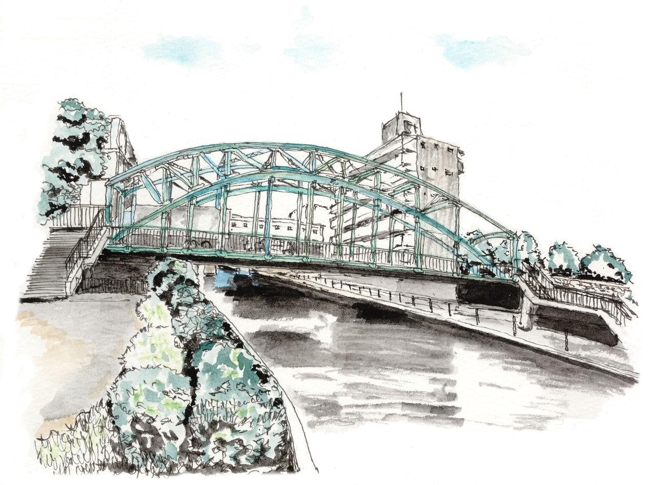 150504_深川万年橋