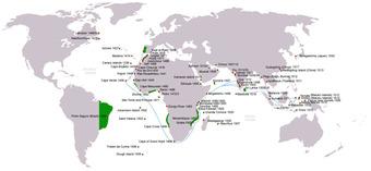 Portuguese discoveries