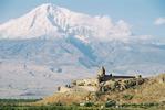 アララト山と修道院