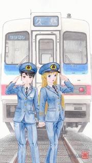 171227 三陸鉄道36型 HD