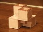 27互い違い箱:完成