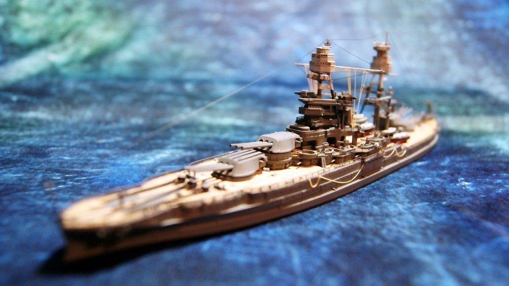 SSisは百万ボルト戰艦專門モデラー                SSis