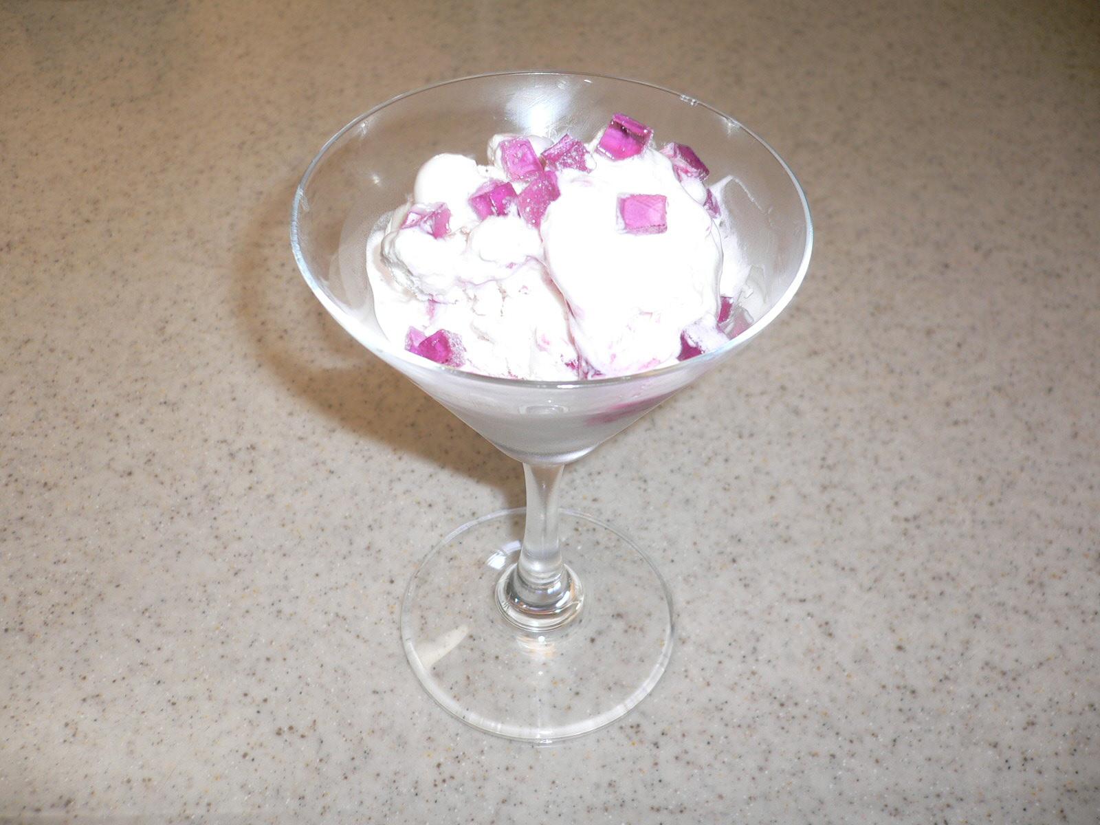 アイスクリームグラス