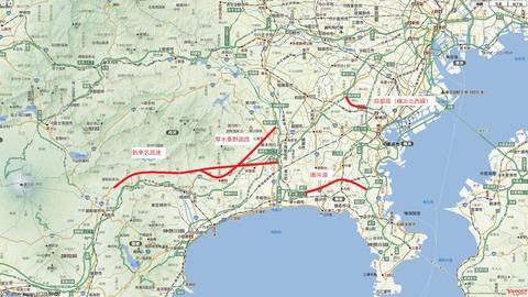 高速計画図