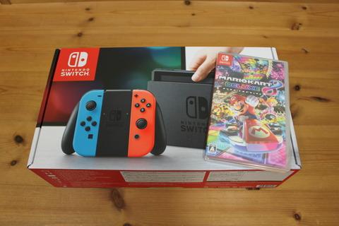 Nintendo Switch(ニンテンドースイッチ) マリオカート