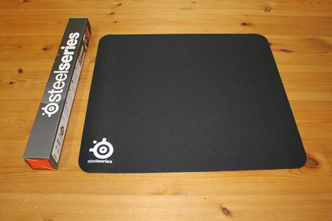 SteelSeries QcK + マウスパッド63003