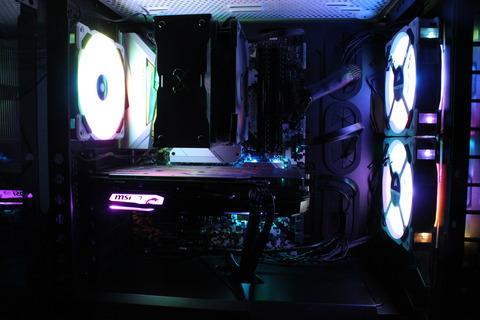 LL120 RGB White