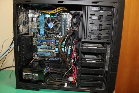 旧自作PC