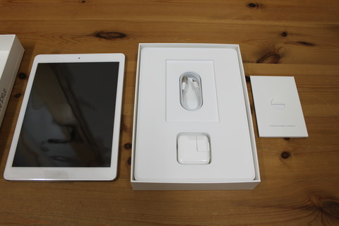 iPadAir 付属品