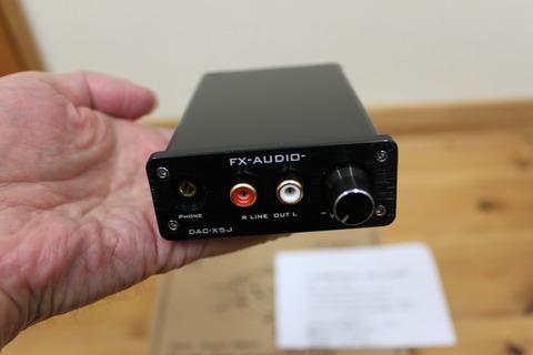 FX-AUDIO DAC-X5J