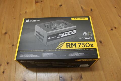 RM750X PC電源