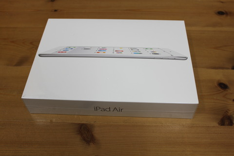 iPad Air Wi-Fi Cellular 32GB Silver(SIMフリー版)