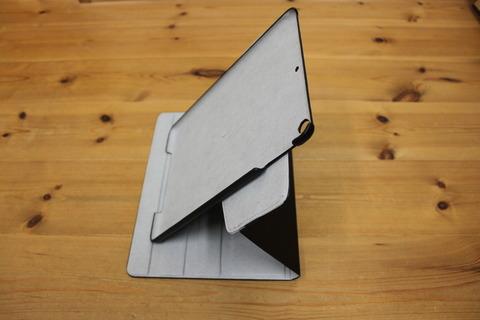 縦方向にも回転iPad
