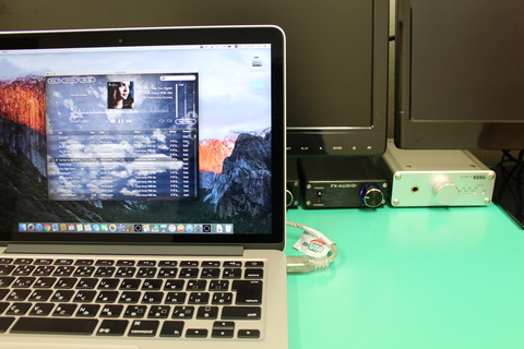 Macでハイレゾ