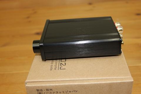 FX-AUDIO- FX202J 側面