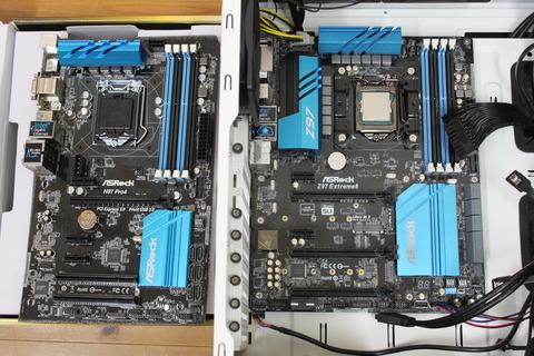 H97 Z97 マザーボード比較