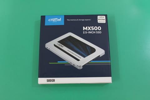 Crucial SSD 500GB MX500
