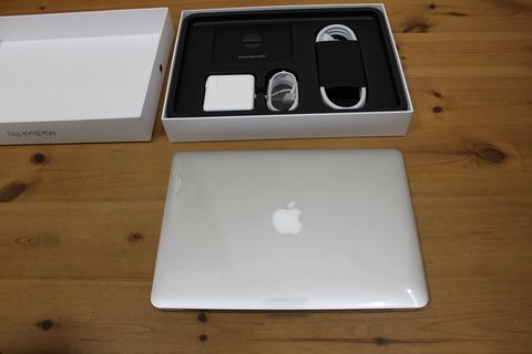 13インチ MacBook Pro Retina