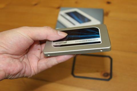 Crucial [ Micron製 ] 内蔵SSD 2.5インチ MX300 275GB