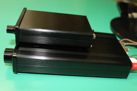 DAC-X5JとFX1002A