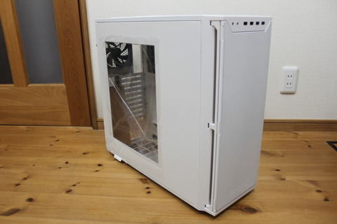 PCケース P280 White Window