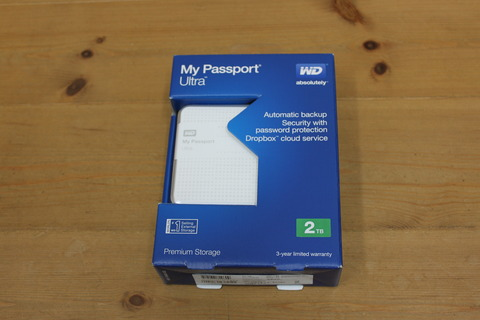 My Passport Ultra  Western Digital