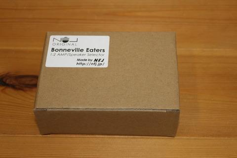 1:2アンプ/スピーカーセレクター『Bonneville Eaters』