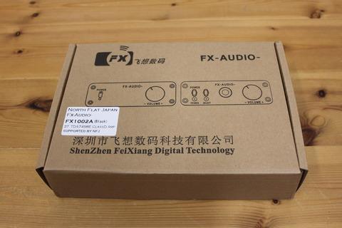 FX-AUDIO FX1002A TDA7498E D級アンプ