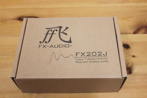 TA2020搭載デジタルアンプFX-AUDIO- FX202J