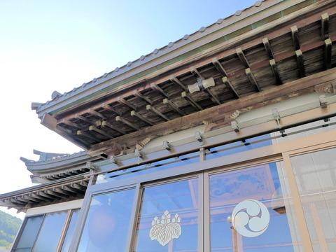 金宝寺本堂