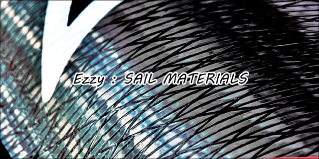 sail materialsout