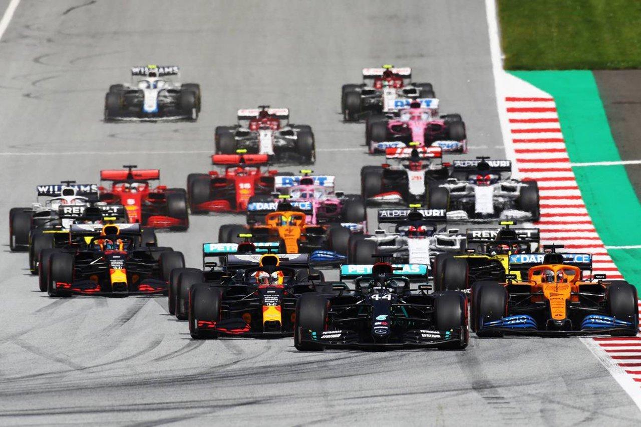 2020年 F1イギリスGP テレビ放送時間&タイムスケジュール : ふみ ...