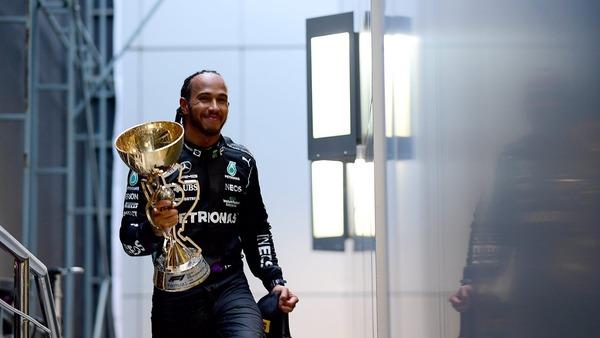 ルイス・ハミルトン(メルセデス)2021年F1ロシアGP