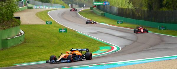 2021年F1エミリア・ロマーニャGP