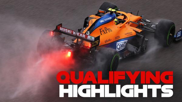2021年F1ロシアGP 予選ハイライト