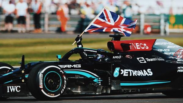 ルイス・ハミルトン、優勝!:2021年F1イギリスGP