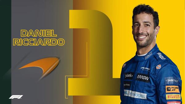 マクラーレン(ダニエル・リチャルド)最速ピットストップ:2021年F1イタリアGP