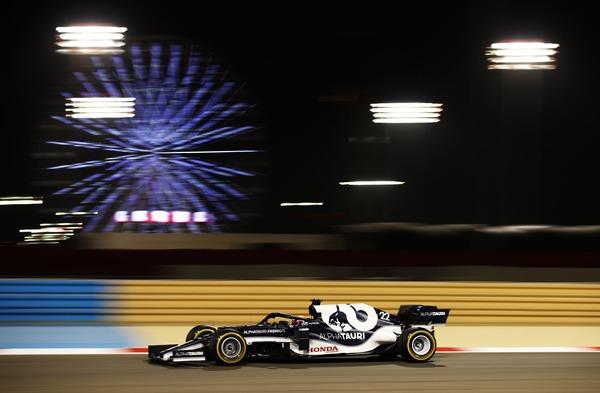 角田裕毅 - アルファタウリ・ホンダAT02:2021年F1バーレーンGP
