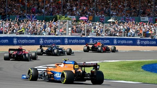 2021年F1イギリスGP