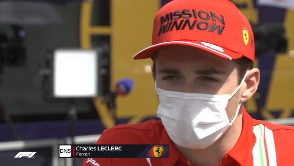 シャルル・ルクレール(フェラーリ)2021年F1モナコGP決勝コメント