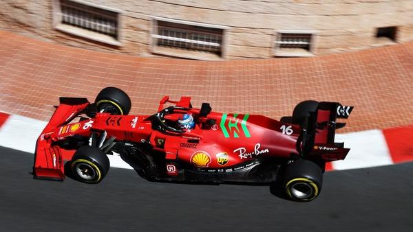 シャルル・ルクレール(フェラーリ)2021年F1モナコGP木曜日コメント