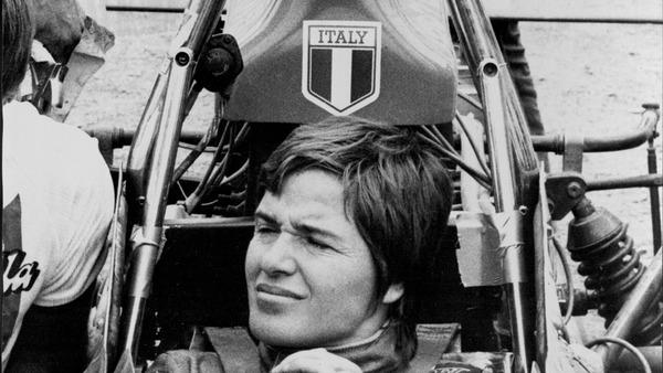 F1唯一のポイント獲得女性ドライバー、レラ・ロンバルディ(マリア・グラツィア・ロンバルディ)が1975年スペインGPで6位になった