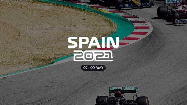 2021年F1スペインGP日程