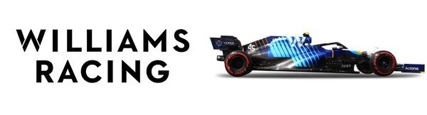 ウィリアムズF1チーム・ロゴとウィリアムズFW43B