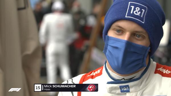ミック・シューマッハ(ハース)2021年F1ロシアGP予選コメント