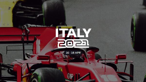 2021年F1エミリア・ロマーニャGP日程