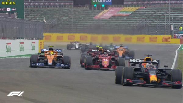 301:2021年F1エミリア・ロマーニャGP